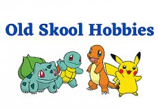 Old School Pokemon