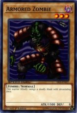 Armored Zombie - SBLS-EN027 - Common 1st Edition