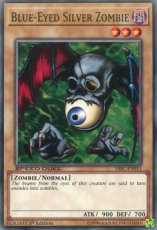 Blue-Eyed Silver Zombie- SBSC-EN011- Common 1st Edition