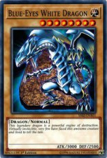 Blue-Eyes White Dragon - SS02-ENA01 - Common 1st Edition