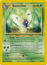 Butterfree - 19/75 - Rare Unlimited