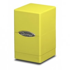 Deck Box - Satin Tower - Bright Yellow