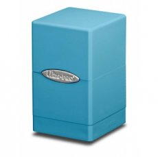 Deck Box - Satin Tower - Light Blue