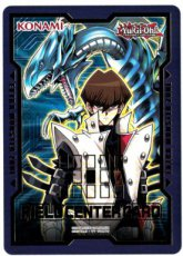 Yugioh Duel Devastator - Seto Kaiba & Blue-Eyes White Dragon Field Center Card