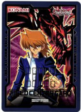 Yugioh Duel Devastator - Joey Wheeler & Red-Eyes B. Dragon Field Center Card