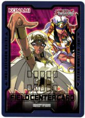 Yugioh Duel Devastator - Ishizu Ishtar Field Center Card