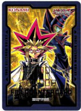 Yugioh Duel Devastator - Yami Yugi & Dark Magician Field Center Card
