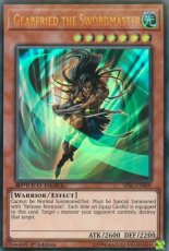 Gearfried the Swordmaster - SBSC-EN009- Ultra rare 1st Edition