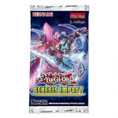 Genesis Impact 1st Edition Booster Pack