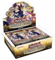 Legendary Duelists: Magical Hero - Booster Display (36 Boosters) - Reprint