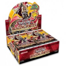 Blazing Vortex - Booster Display (24 Packs)