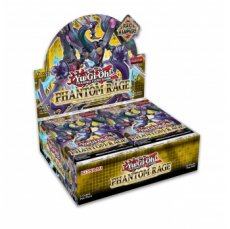 Phantom Rage - Booster Display (24 Packs)