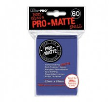 Sleeves Pro-Matte Blue Small (60 Sleeves)