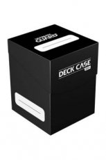 Ultimate Guard Deck Case 100+ Standard Size Black Card Boxes Ultimate Guard