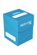 Ultimate Guard Deck Case 100+ Standard Size Light Blue Card Boxes Ultimate Guard