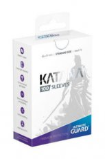Ultimate Guard Katana Sleeves Standard Size White (100)
